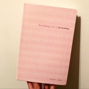 SimplyShe journal.